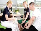 Falck Healthcare - Rehabilitačné centrum salón
